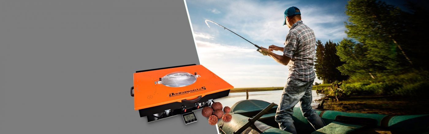 vaporiera per carpfishing