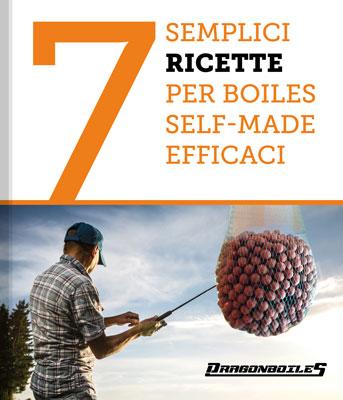 7 ricette per boiles carpfishing - DragonBoiles